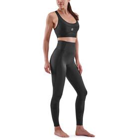 Skins Series-5 Skyscarper Tights Women, zwart